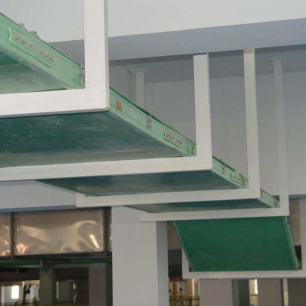 重庆玻璃钢桥架